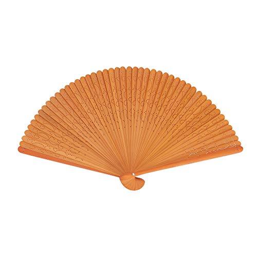 Parfois - Abanico Bambú - Mujeres - Tallas Única - Amarelo Pastel