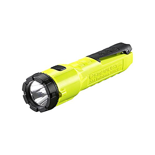 Streamlight 3AA ProPolymer Dualie 68751 Flashlight Yellow/IPX7 Waterproof