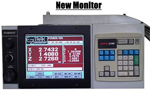Generic EZ TRAK Mill Replacement Monitor, Black