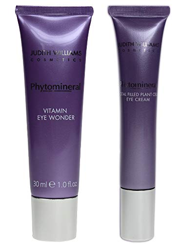 Judith Williams Vitamin Eye Wonder 30ml + Total Filled Plant Cell Augencreme 15ml