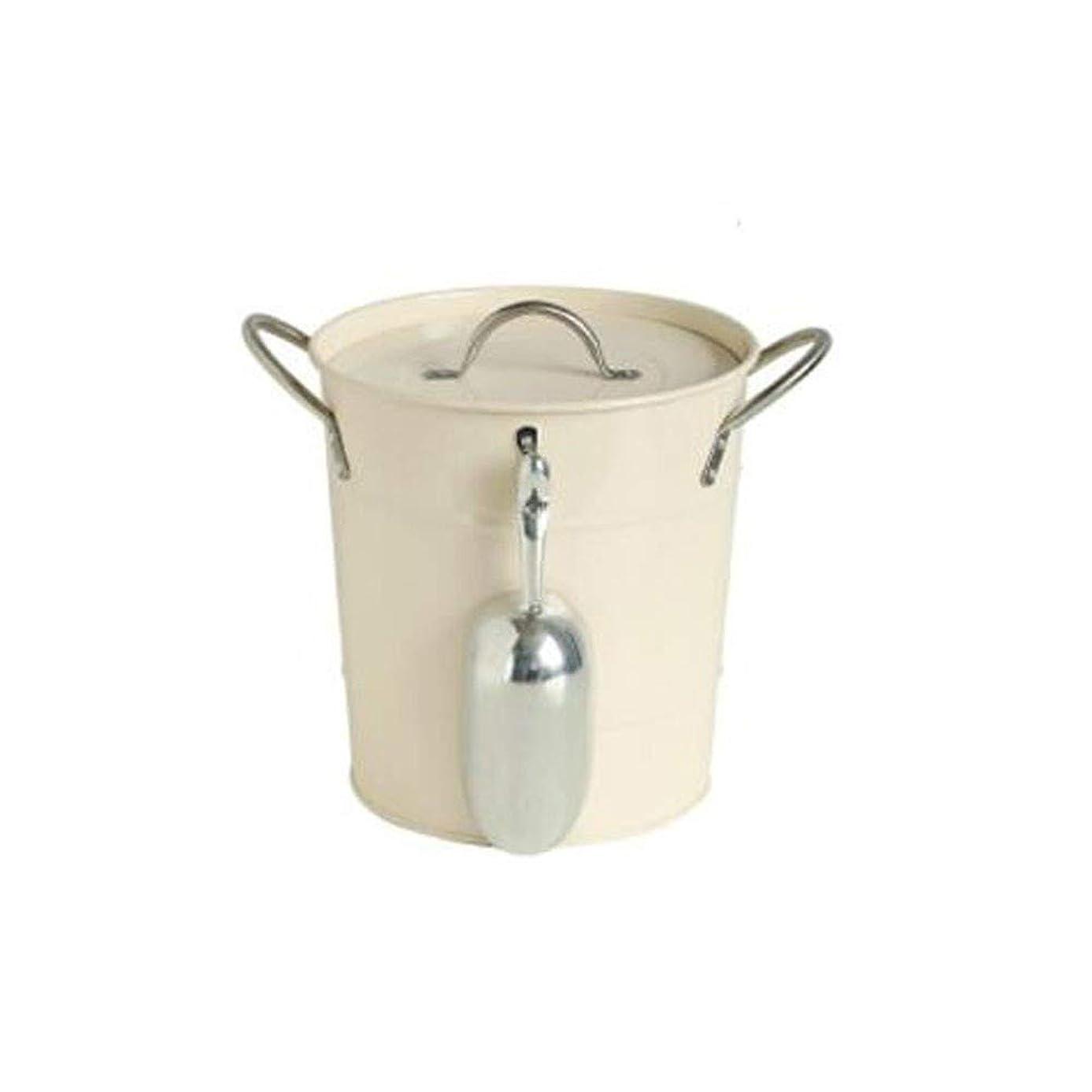 人道的クリア音MEIYUFUZHUANG-A アイスキューブ、氷の水、冷たいビール、赤ワインなど、3.4Lの大容量のための二層ポータブルアイスバケット Ice bucket, dining and entertainment, home kitchen (Capacity : 3.4L, Color : White)
