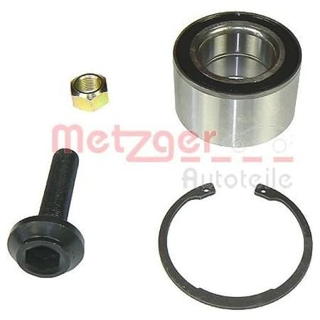 Metzger Wm 997 Radlagersatz Auto
