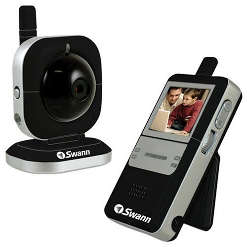 Swann SW233-BDM ADW330 Digital Wireless FamilyCam Monitor and Camera