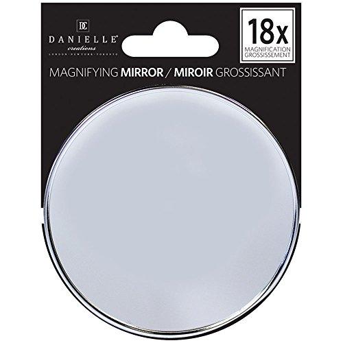 Danielle Creations - Specchio portatile a ventosa, 9 cm