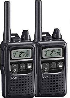 ICOM IC-4300 2台セット (ブラック)特定小電力トランシーバー