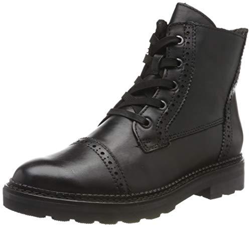 MARCO TOZZI Damen 2-2-25298-23 Biker Boots, Schwarz (Black Antic 002), 40 EU