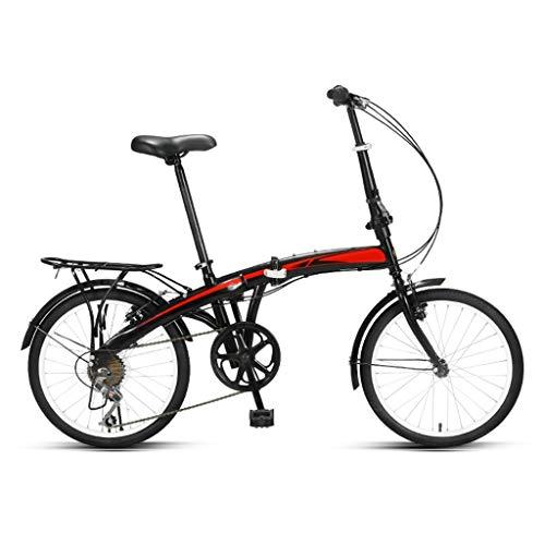 OFFA Bicicletas Bicicleta Adultos Plegable De 20 Pulgadas /
