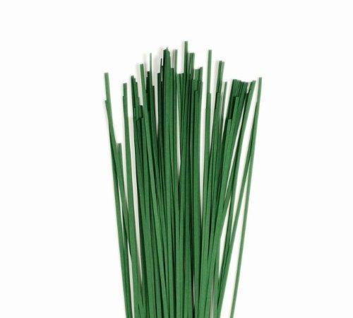 Karen Marie Quillingstreifen dark green 3x450mm 100 Stück