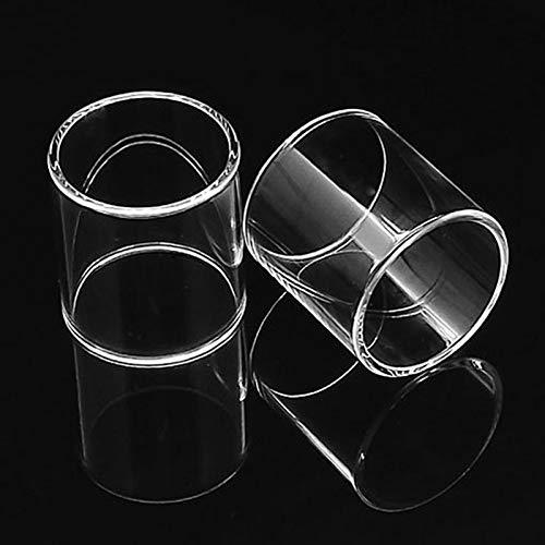 Denghui-ec, Reemplazo Pyrex Glass Tube Tank for Istick Pico Melo 3 Mini Melo 2 Atomizador Tubo De Vidrio Cigarrillo Electrónico 1 unid, Sin Tabaco ni nicotina (Color : For Melo 3 Mini)