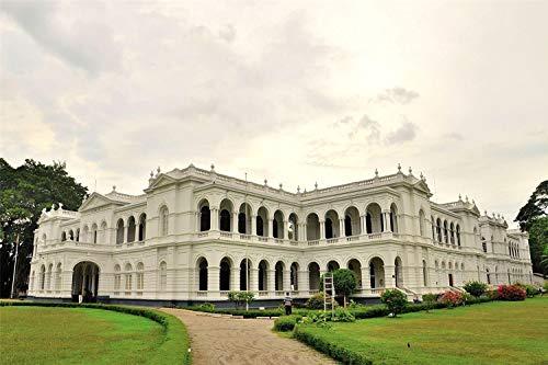 3D Diy Pintura Digital Por Números Museo Colombo Sri Lanka Arte Moderno De La Pared Pintura En Lien
