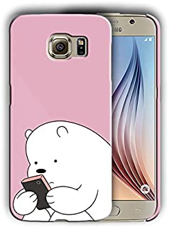 Hard Case Cover with Cartoon design for Samsung phone models (bears10) (Galaxy S5)