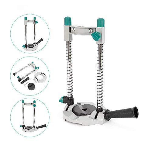 Mehrwinkel-Bohrständer für, Mobiler Bohrständer bis 45 ° für Bohrer bis 42 mm Durchmesser