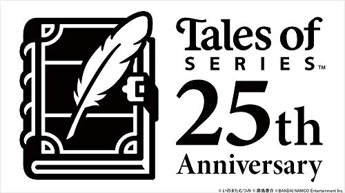 Theme song of Tales -25th Anniversary Opening movie Collection– Blu-ray (特装限定版)