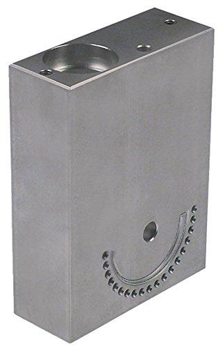 Seitenteil für Teigausrollmaschine Pizza-Group P40T, P40TA, P45TA, P45HTA, Fimar FPP40, FI40, FP40, FIP40 Breite 40mm P40T