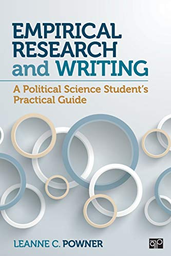 Compare Textbook Prices for Empirical Research and Writing: A Political Science Student's Practical Guide 1 Edition ISBN 9781483369631 by Powner, Leanne C.