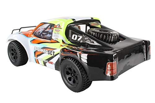 RC Auto kaufen Short Course Truck Bild 2: 1:10 HSP Breaker SCT RTR Orange*