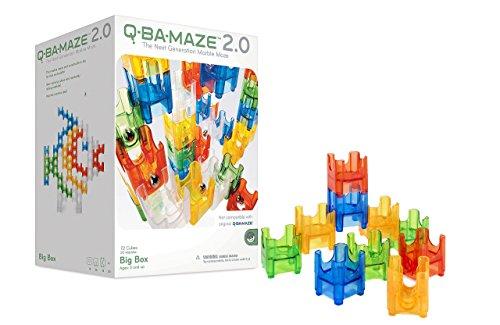 Mindware   Q-Ba-Maze 2.0: Big Box   Miniature Game   Ages 6+   1 Players