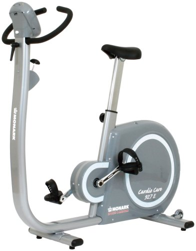 Lowest Price! Monark Exercise AB 927E Upright Cardio Comfort Bike