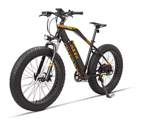MZZK Electric Bike with 500W Motor