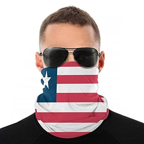 Xiaoxian Máscara facial transpirable con bandera de Yemen para el cuello, protector de piernas, máscara facial y turbante, pasamontañas para hombres y mujeres