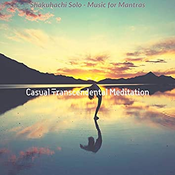 Shakuhachi Solo - Music for Mantras