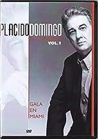 Placido Domingo-In Concert, Vol. 1: Gala en Miami