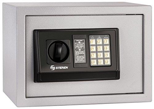 Steren SEG-500 Caja Fuerte Electronica 35 x 25 x 25 cm