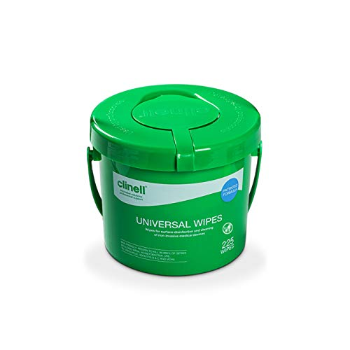 Clinell Universal Wipe.