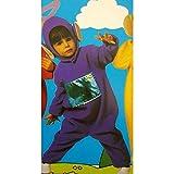 cesar mi005254 costume teletubbies 1/3 viola verde rosso