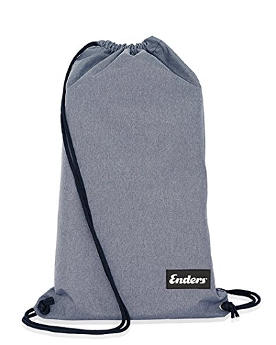 Enders® Tasche für AURORA Tischgrill 1389, rauchfrei BBQ Grill, im Turnbeutel-Look für den einfachen Transport, inkl. Schmutztasche