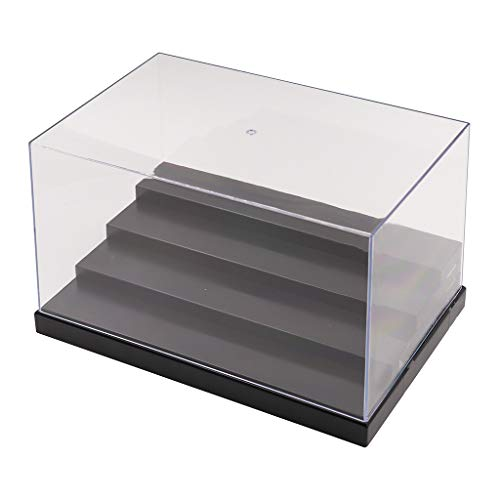 freneci Acryl Vitrinen Display Case Box Einzelvitrine für Automodell