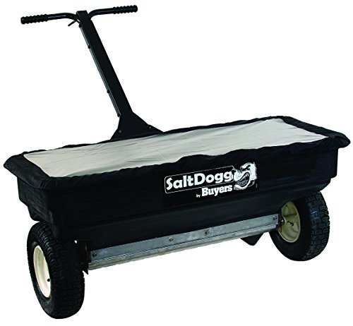 SaltDogg WB400 Professional 200 lb Capacity Walk Behind Drop Salt