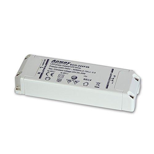 ANWAY LED Treiber ECO-24VF20 20W/CV/24V