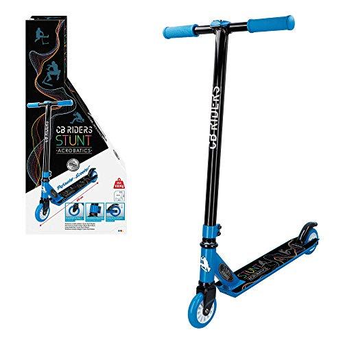 CB Riders - Patinete para niños 5 años patinete acrobático aluminio ruedas 10 cm cb riders (54064)