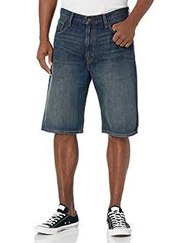 Levi s Men s 569 Loose Straight Denim Shorts Springstein 36