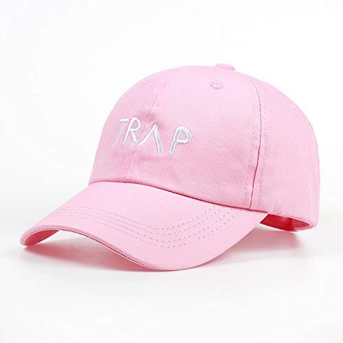 A-HXTM Gorras De Hombre Sombrero De Algodón Puro Rosa Chicas ...