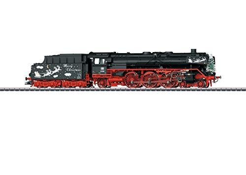 Märklin 39006 - Dampflokomotive Baureihe 01,Weihnachten,  DB, Spur  H0
