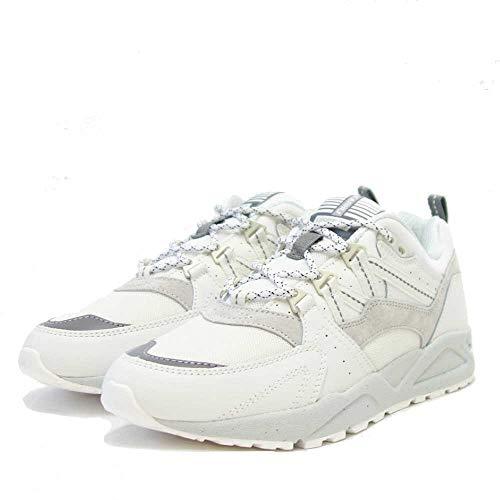 Karhu Sneaker da Donna Fusion 2.0 in Pelle E Tessuto Bianco