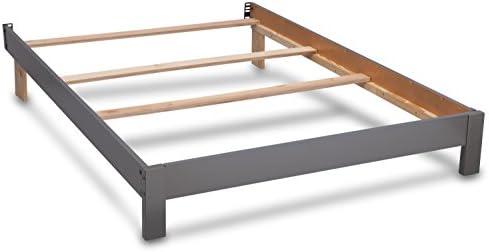 Delta Children Full Size Platform Bed Kit No 500850 Grey product image