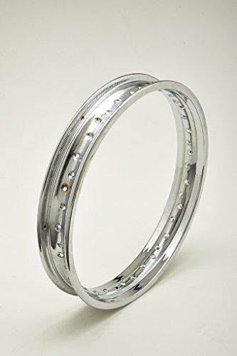 Llanta de acero cromado cromado cromado Steel Wheel Rim 2,15 x 18 40 agujeros