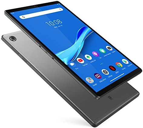 Lenovo Tab M10 Plus 10 3 FHD Android Tablet Octa Core Processor 32GB Storage 2GB RAM Iron Grey product image
