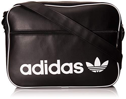 Adidas DH1002 Bolso de Mano, Unisex Adultos, Negro, 45 cm
