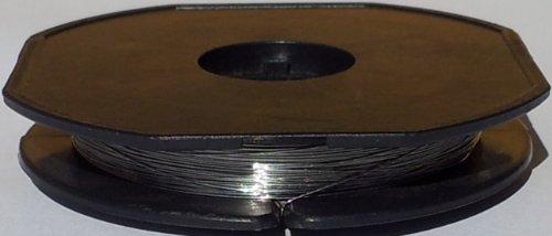 10 Meter Nickeldraht Ø 0,70mm auf Spule - AWG 21 (Grundpreis: EUR 0,85/m) Nickel 200 - Nickel wire 0.028