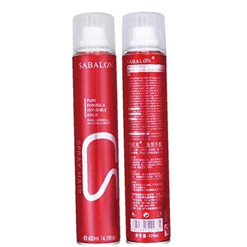 Aisoway Strong Flexible Hold Hair Spray Fluffy Dry Glue Anti-Humidity Hairspray...