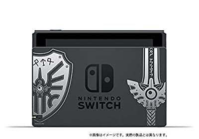 Dragon Quest XI S Console: Echoes of an Elusive Age - Definitive Edition - Nintendo - Limited Edition by Nintendo