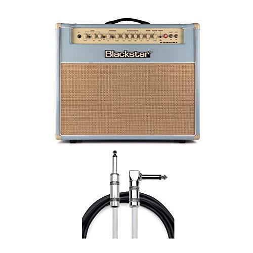 blackstar guitar amplifiers Blackstar CLUB40MKIIBB Guitar Amplifier with 10-Foot Instrument Cable Bundle (2 Items)