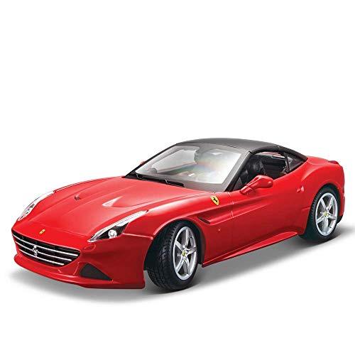 Bburago Maisto France - 16003 - Ferrari California T Fermée - Échelle 1/18