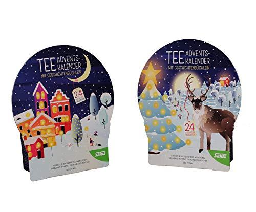 SALUS Tee Adventskalender 2019 + 2020