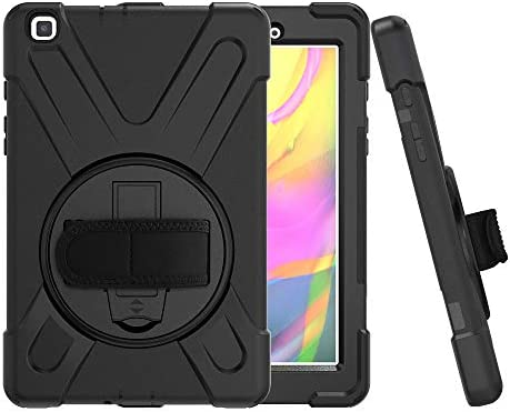 Ccmao 360 Degree Rotating Stand Case Cover For Galaxy Computers Accessories