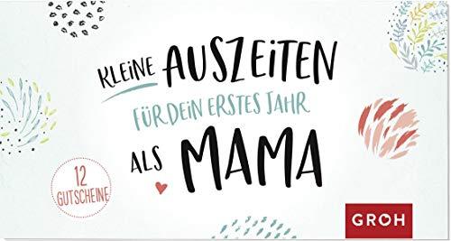Kleine Auszeiten für dein erstes Jahr als Mama: 12 Gutscheine